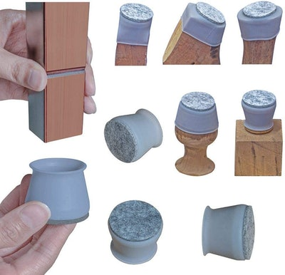 aneaseit Furniture Leg Covers (16-Pack)