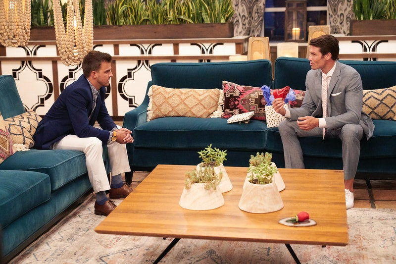 Bennett and Noah's 2:1 with Tayshia on 'The Bachelorette'