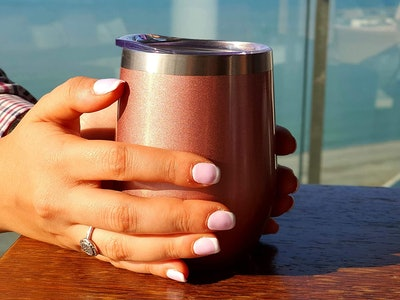 CHILLOUT LIFE Wine Tumbler