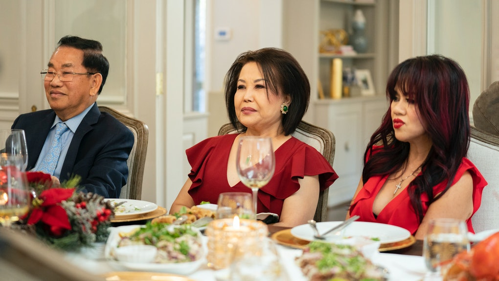 The Ho family from 'House of Ho' stars in HBO Max's new luxurious reality show.