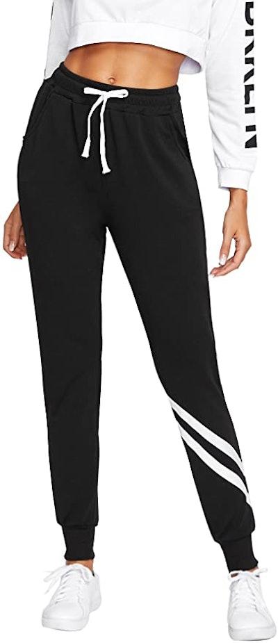 SweatyRocks Workout Pants