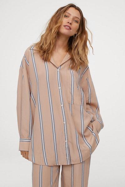 Lyocell nightshirt