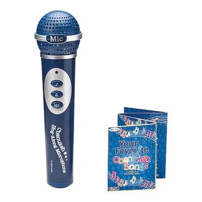 Sing-Along Chanukah Microphone