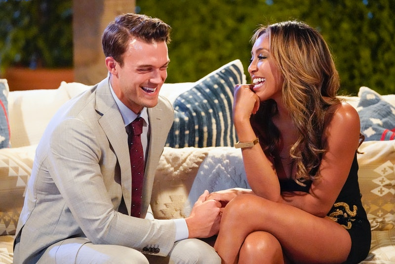 'Bachelorette' contestant Ben opened up about past suicidal ideation during an emotional conversation with Tayshia.