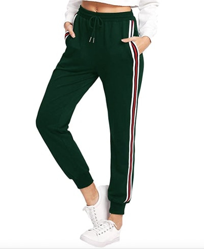 SweatyRocks Athletic Sweatpants