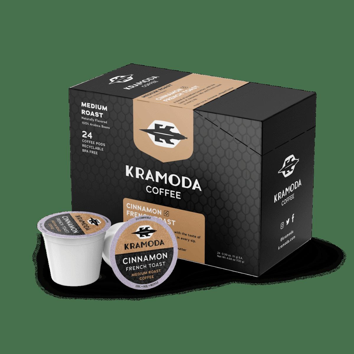 Cinnamon French Toast Coffee K-Cups