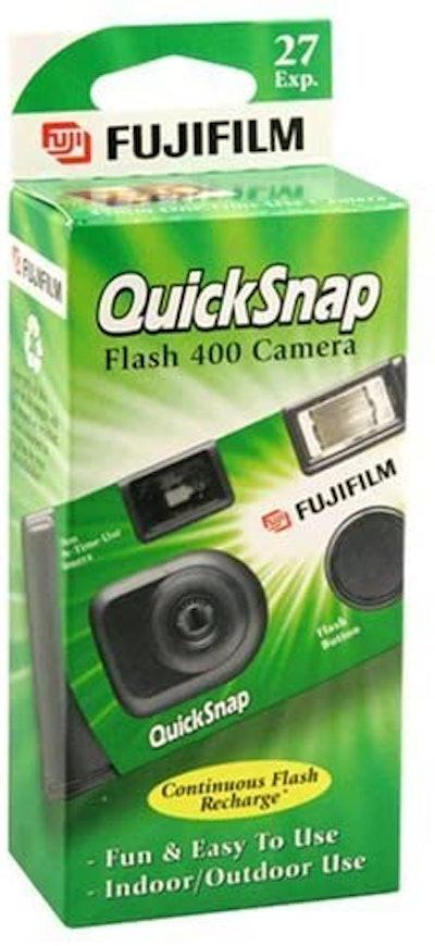 Fujifilm QuickSnap Flash 400 (2-Pack)