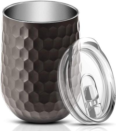 LEVIN Vacuum Insulated Wine Tumbler