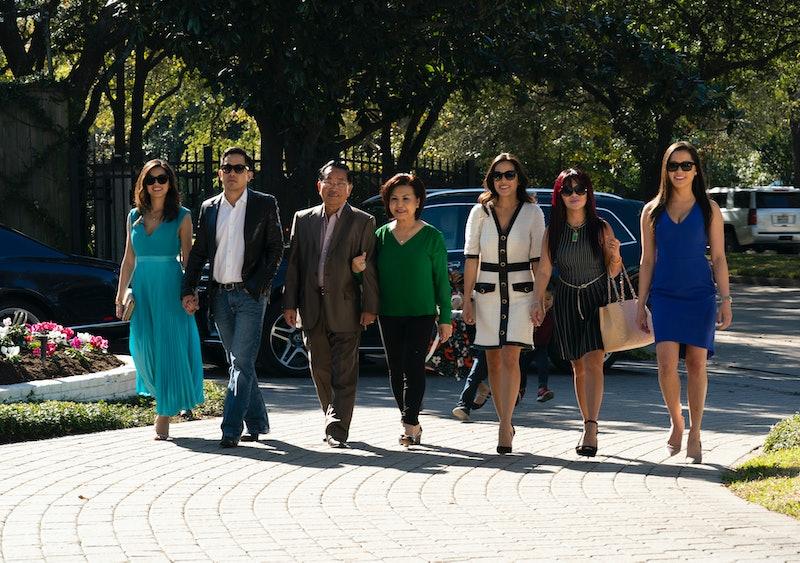 The House of Ho cast, via HBO Max press site.