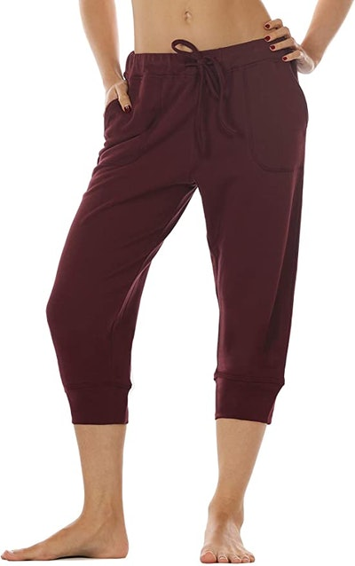icyzone French Terry Sweatpants