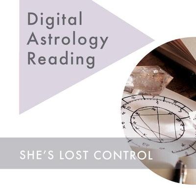 Digital Astrology Reading