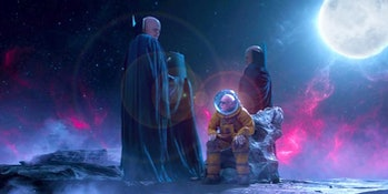 uatu the watcher stan lee guardians of the galaxy 2 cameo marvel