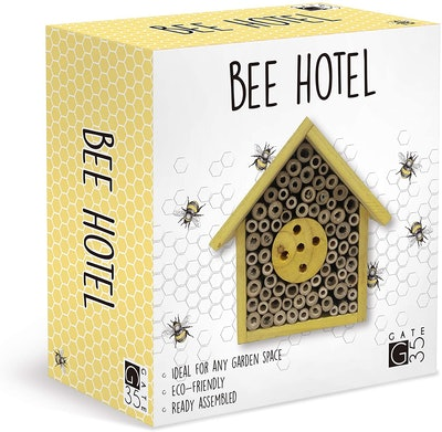 Eco-Friendly Bee House Hotel