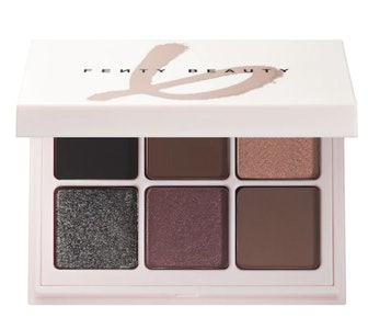 Snap Shadows Mix & Match Eyeshadow Palette in 6 Smoky