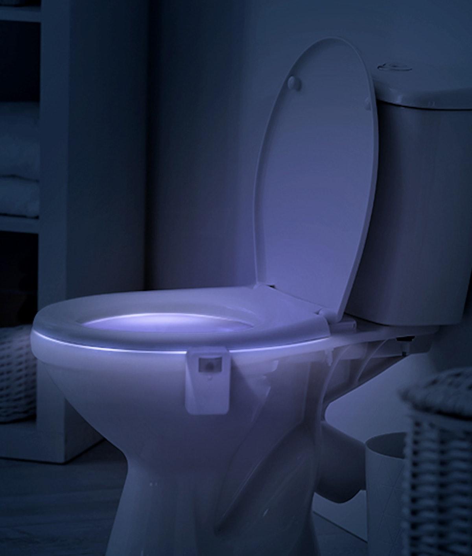 LumiLux Toilet Night Light