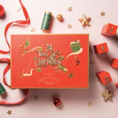 Holiday Advent Calendar Tea Gift Set