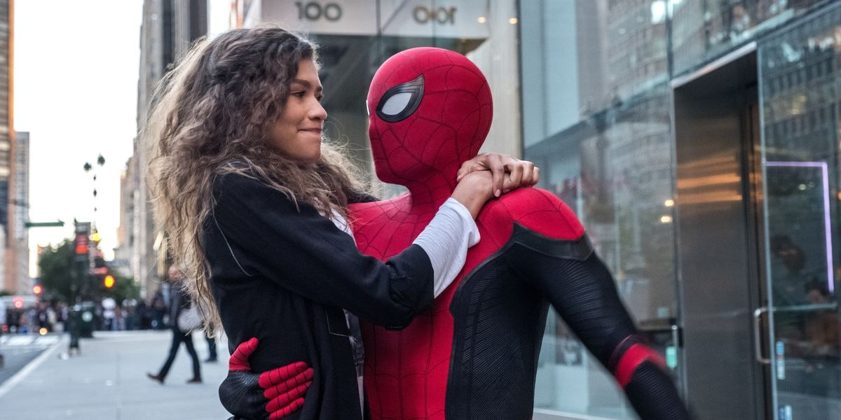 Spider-Man 2: Far From Home
