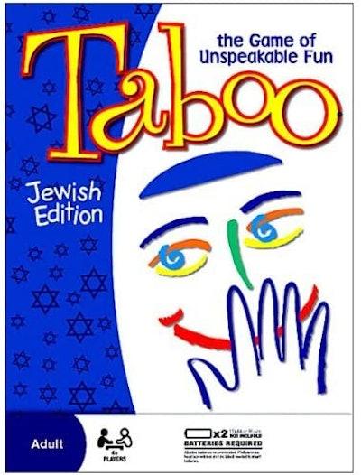 Taboo: Jewish Edition