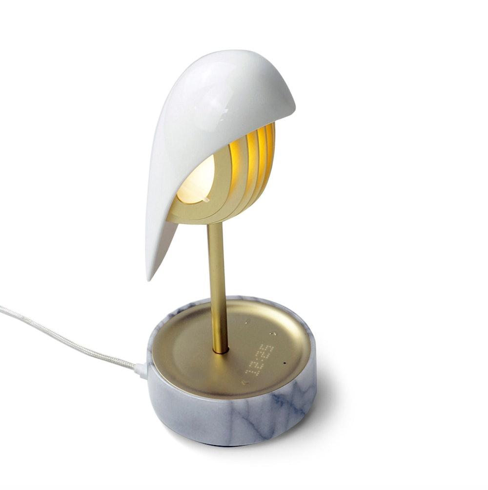 Chirp Alarm Clock and Lamp