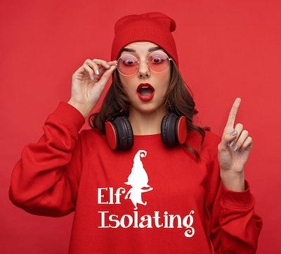 Elf Isolating Sweatshirt