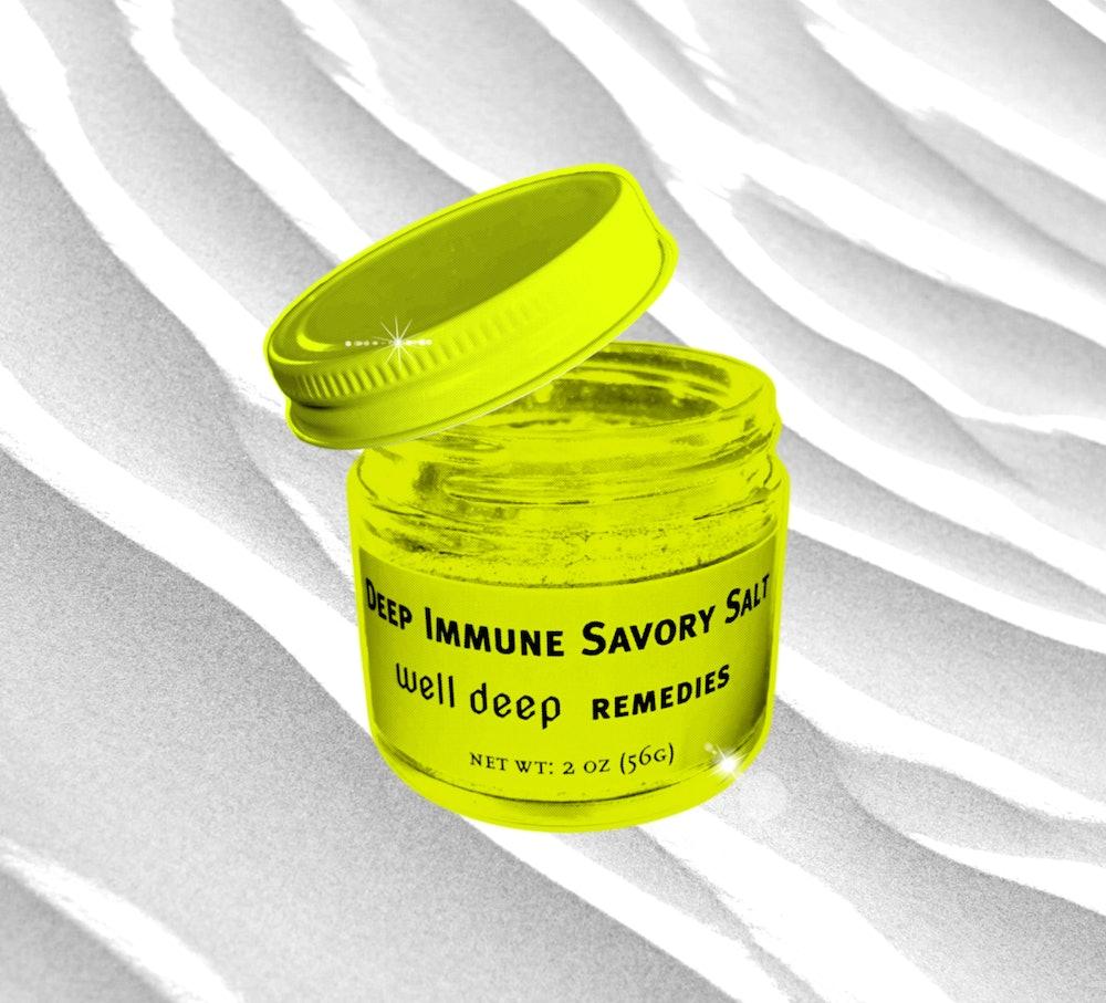 Deep Immune Savory Salt