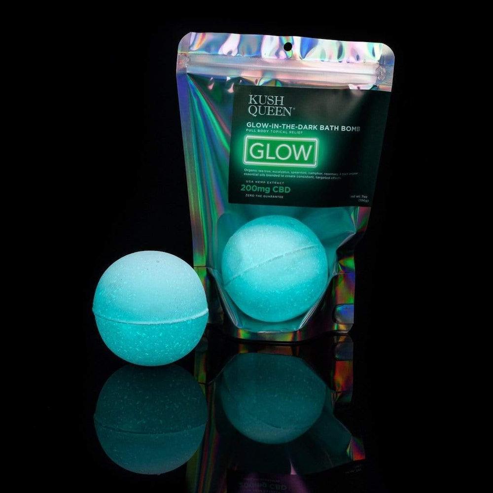 Glow CBD Bath Bomb