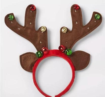 Classic Reindeer Antlers Headband - Wondershop™