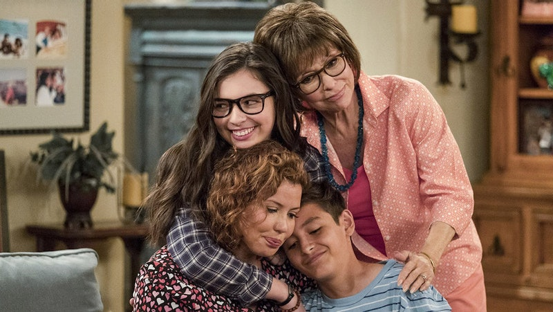 'One Day At A Time' was canceled and will not return for Season 5. Photo via Netflix.