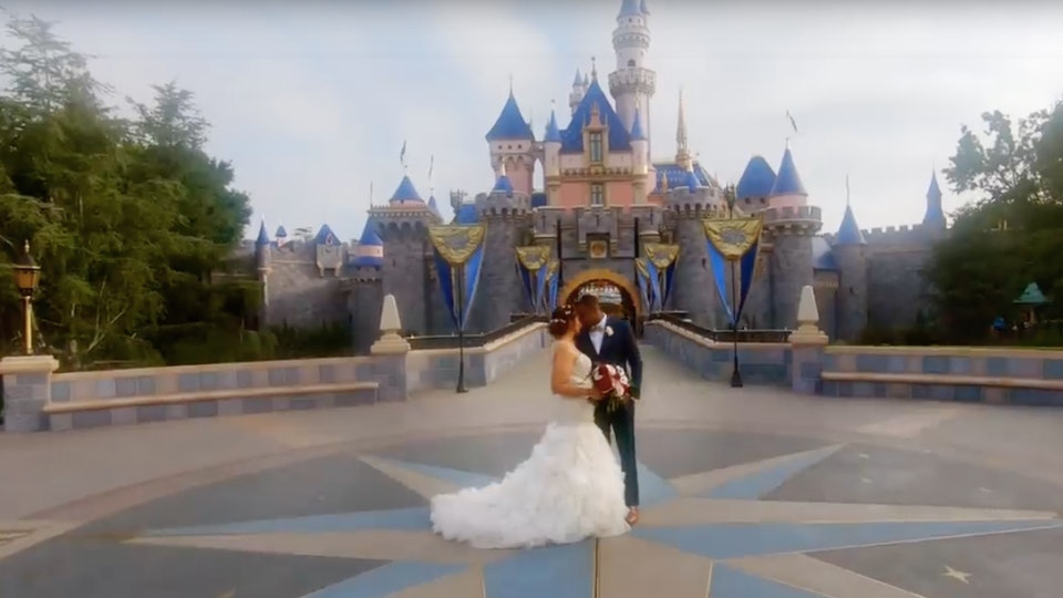 Disney's 'Fairy Tale Weddings' returns with new season in time for Valentine's Day