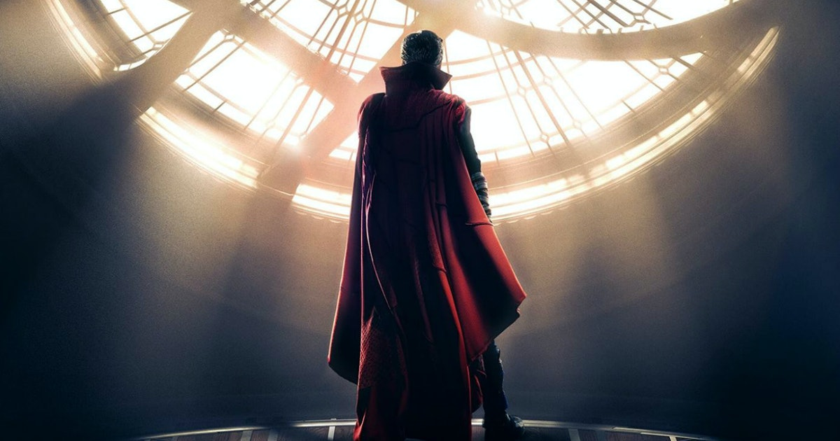 These Details About 'Doctor Strange 2' Are Truly Chaotic