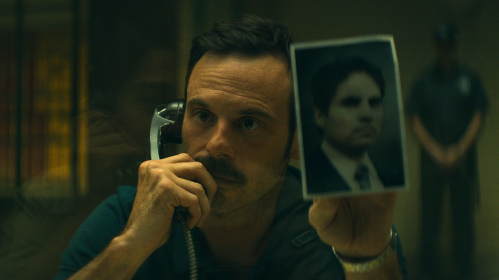 Scoot McNairy as Walt in 'Narcos: Mexico' Season 2