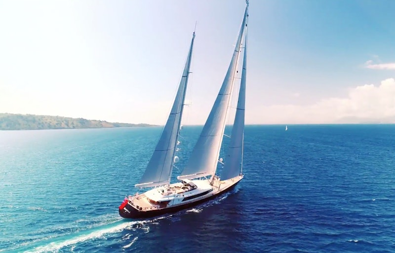 The new Parisall III on Below Deck Sailing costs a pretty hefty sum to charter.