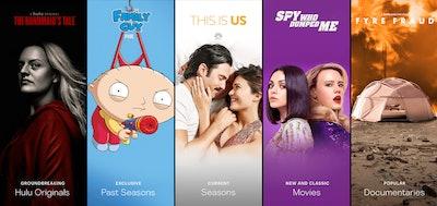 Disney+, Hulu, ESPN+ Bundle