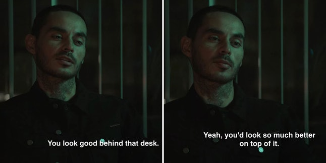 Manny Montana as Rio in 'Good Girls.'