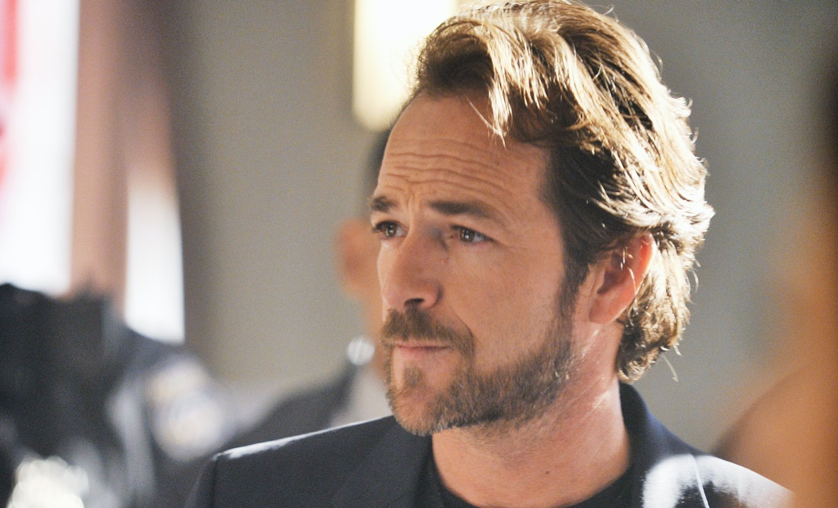 """Luke Perry was omitted from the Oscars' """"In Memoriam"""" segment."""