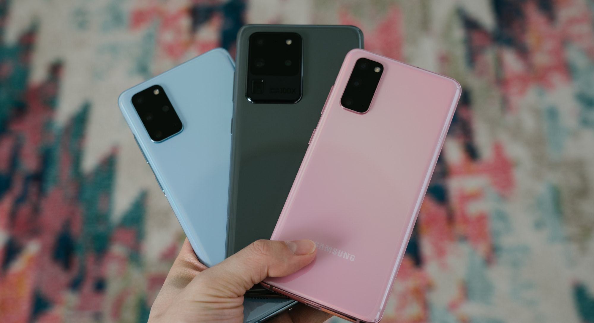 Image result for Galaxy S20 Phones