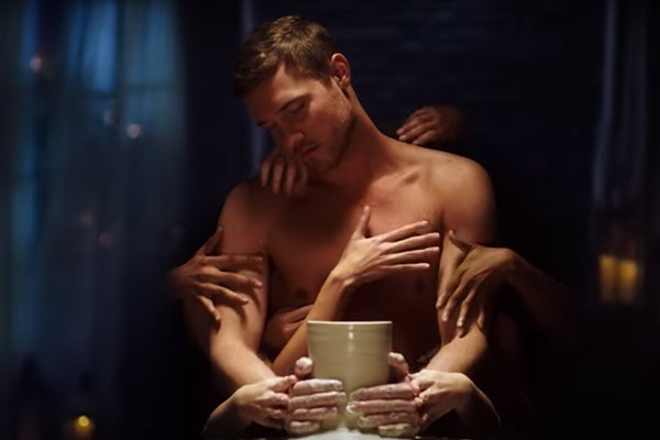 Peter's new 'Ghost'-inspired 'Bachelor' promo gets steamy