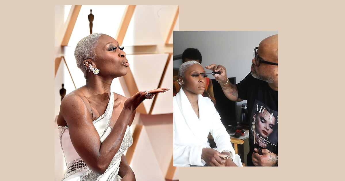 Cynthia Erivo Fought Back Tears On Oscars Night So She Wouldn't Ruin Her Makeup