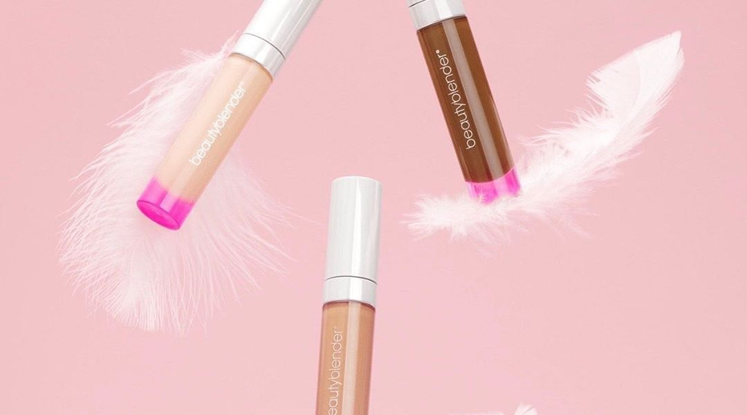 Beautyblender's Bounce Airbrush Liquid Whip Concealer Is Finally Here With 40 Full-Coverage Shades