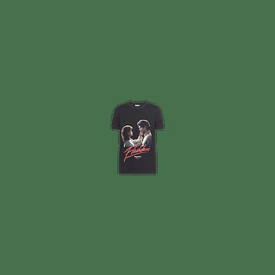 Miu Miu Kisses Jersey T-Shirt