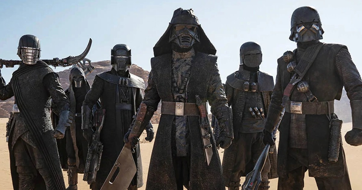 Colin Trevorrow's Star Wars script would have fixed a major Knights of Ren plot hole