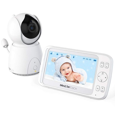 Dragon Touch Wireless Digital Video Baby Monitor