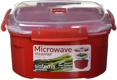 Sistema Microwave Collection Steamer