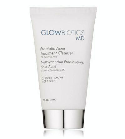 Glowbiotics Probiotic Acne Treatment Cleanser