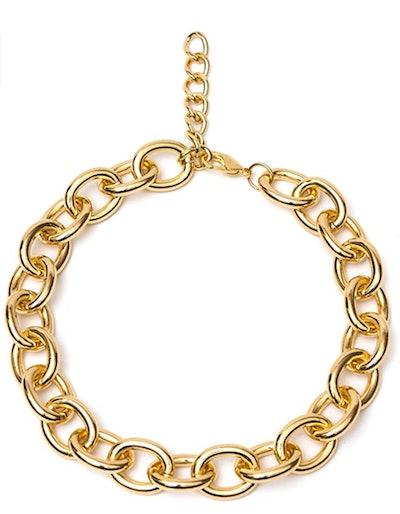 MoCeYa Chunky Chain Necklace