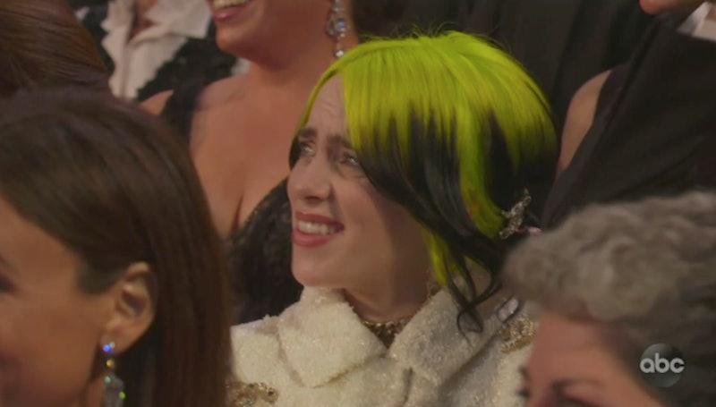 Billie Eilish, 2020 Oscars
