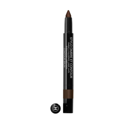 Stylo Ombre et Contour Eyeshadow Liner in Contour Brun