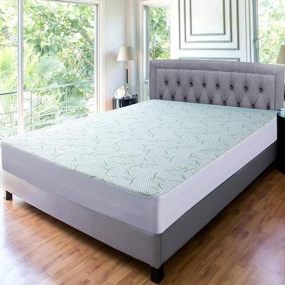 Utopia Bedding Bamboo Mattress Protector