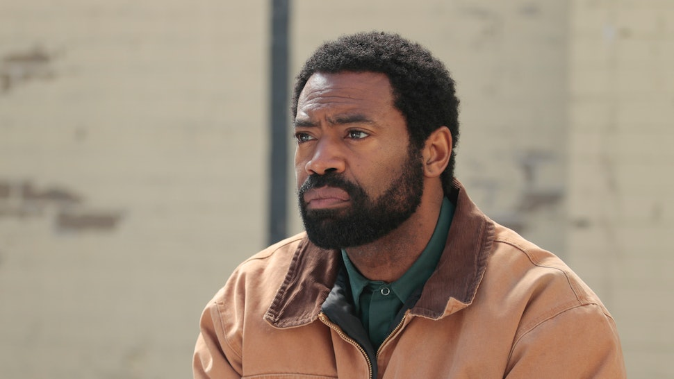 Nicholas Pinnock as Aaron Wallace in For Life