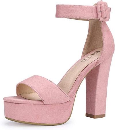 IDIFU Sabrina Platform Heels